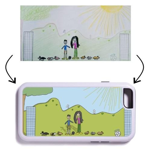 carcasas personalizadas iphone 7