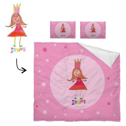 Productos personalizados con dibujos for Funda nordica cama 150